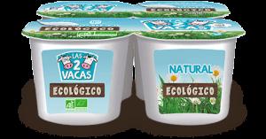 EcoLogical- Las 2 vacas- Lácteos refrigerados ecológicos