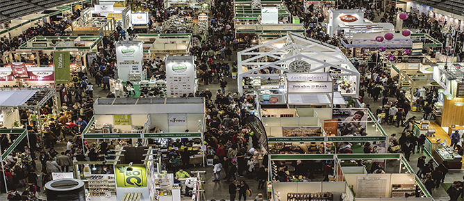 Alimentaria y BioCultura. Buen camino del mercado ecológico