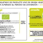 """EcoLogical colabora en la """"Guía de Etiquetado de Productos Ecológicos 2017"""" de Intereco"""